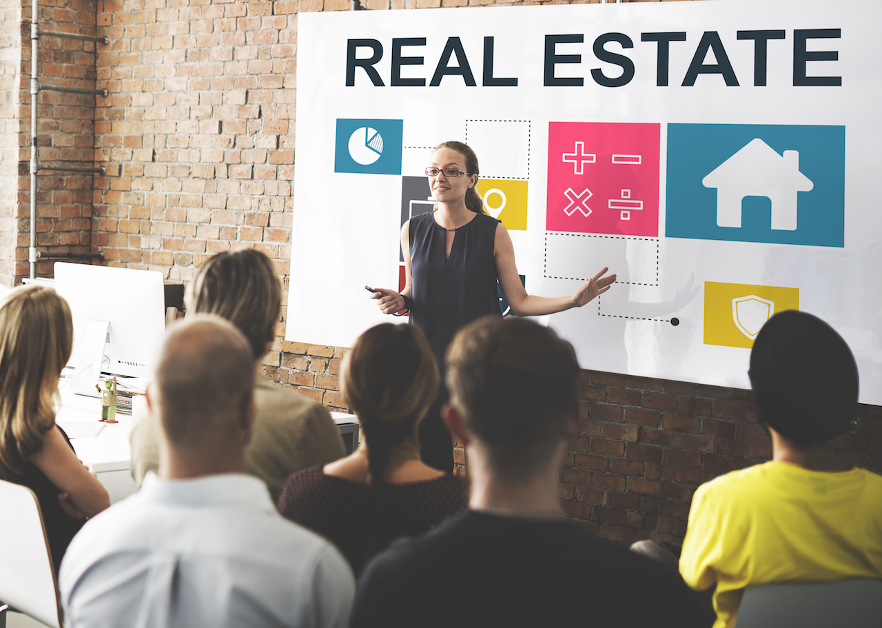 Real estate course training certification