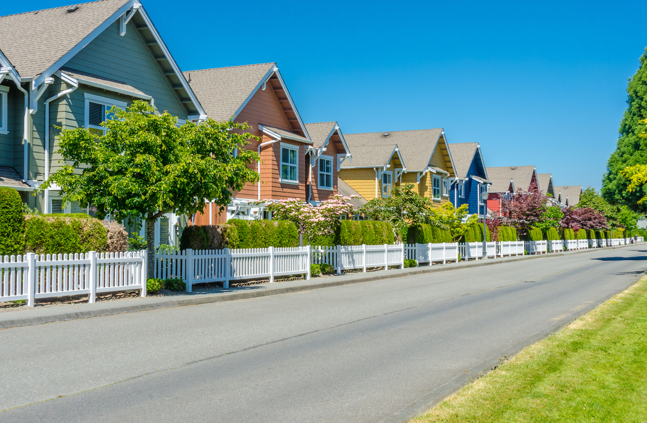 Single-family houses for rent