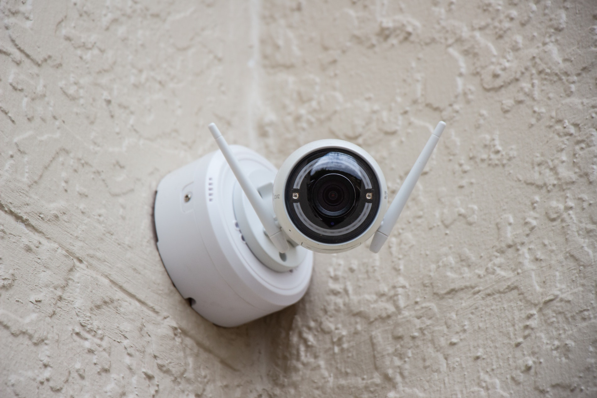 Install home security