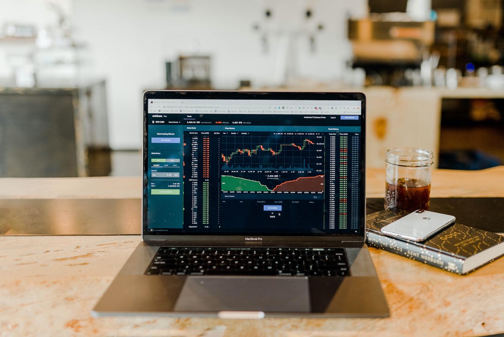 trading blockchain